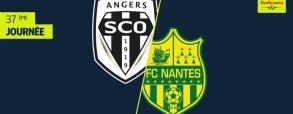 Angers 0:2 Nantes