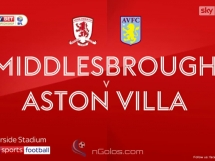 Middlesbrough 0:1 Aston Villa