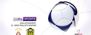 Galatasaray SK 2:0 Yeni Malatyaspor