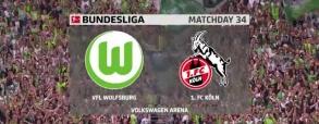VfL Wolfsburg 4:1 FC Koln