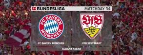 Bayern Monachium 1:4 VfB Stuttgart