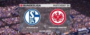 Schalke 04 1:0 Eintracht Frankfurt