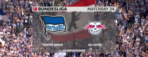 Hertha Berlin 2:6 RB Lipsk
