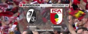 Freiburg 2:0 Augsburg