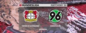 Bayer Leverkusen 3:2 Hannover 96