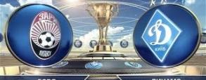 Zoria Ługańsk 0:1 Dynamo Kijów