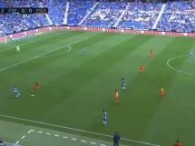 Espanyol Barcelona 4:1 Malaga CF