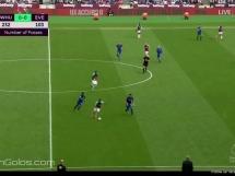 West Ham United 3:1 Everton