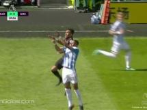Huddersfield 0:1 Arsenal Londyn