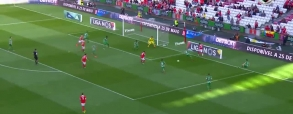 Benfica Lizbona 1:0 Moreirense
