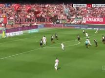 FC Nurnberg 2:3 Fortuna Düsseldorf