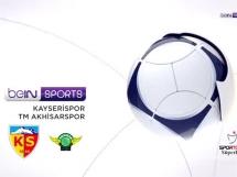 Kayserispor 1:2 Akhisar Belediye