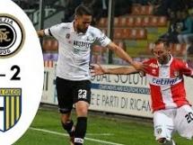 Spezia 0:2 Parma