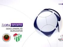 Genclerbirligi 1:0 Bursaspor