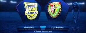 Arka Gdynia 0:1 Śląsk Wrocław
