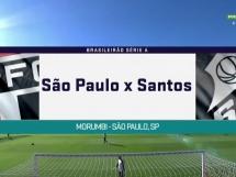 Sao Paulo 1:0 Santos