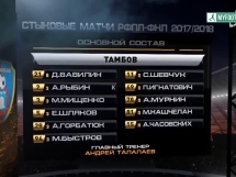 FC Tambow 0:1 Amkar Perm