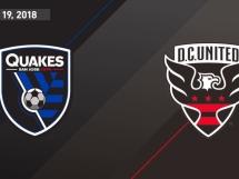 San Jose Earthquakes 1:3 DC United