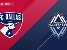FC Dallas 2:2 Vancouver Whitecaps