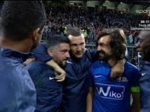 Pożegnalny mecz Andrei Pirlo 7:6