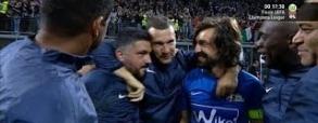 Pożegnalny mecz Andrei Pirlo