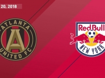 Atlanta United 1:3 New York Red Bulls