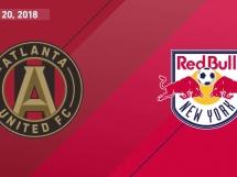 Atlanta United 1:3 New York Red Bulls