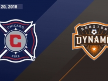 Chicago Fire 2:3 Houston Dynamo