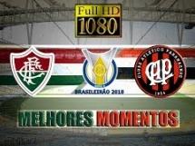Fluminense 2:0 Atletico Paranaense