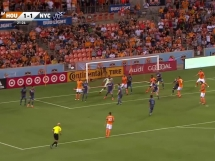 Houston Dynamo 3:1 New York City FC