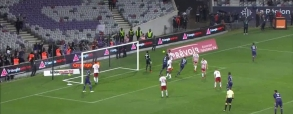 Toulouse 1:0 Ajaccio