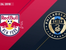 New York Red Bulls 0:0 Philadelphia Union