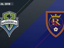 Seattle Sounders 0:1 Real Salt Lake