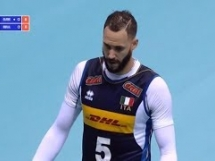Włochy 3:0 Serbia