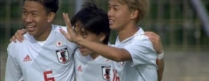 Turcja U21 2:1 Japonia U21