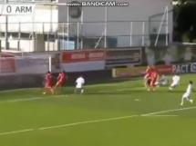 Armenia 1:1 Malta