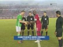 Panama 0:0 Irlandia Północna