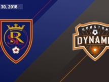 Real Salt Lake 2:1 Houston Dynamo
