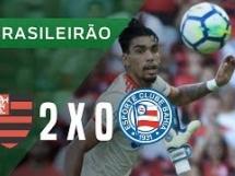 Flamengo 2:0 Bahia