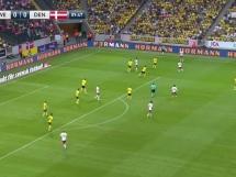 Szwecja 0:0 Dania