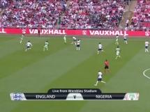 Anglia 2:1 Nigeria