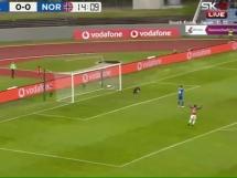 Islandia 2:3 Norwegia