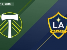 Portland Timbers 1:1 Los Angeles Galaxy