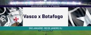 Vasco da Gama - Botafogo