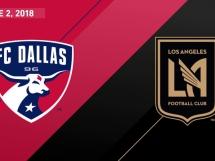 FC Dallas 2:1 Los Angeles FC