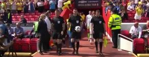 Brazylia 2:0 Chorwacja