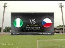 Czechy 1:0 Nigeria