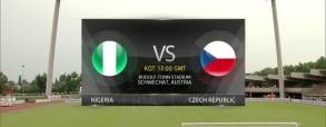 Czechy - Nigeria