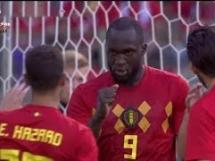 Belgia 3:0 Egipt