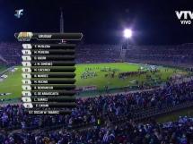 Urugwaj 3:0 Uzbekistan